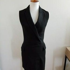 Vest Style Dress